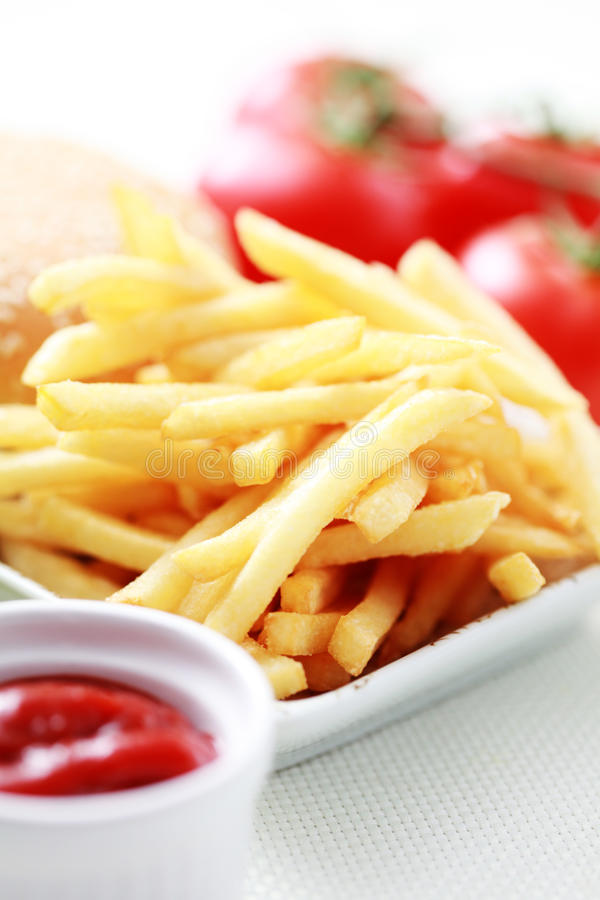 Download French fries stock photo. Image of take, vegetable, fried - 11346992