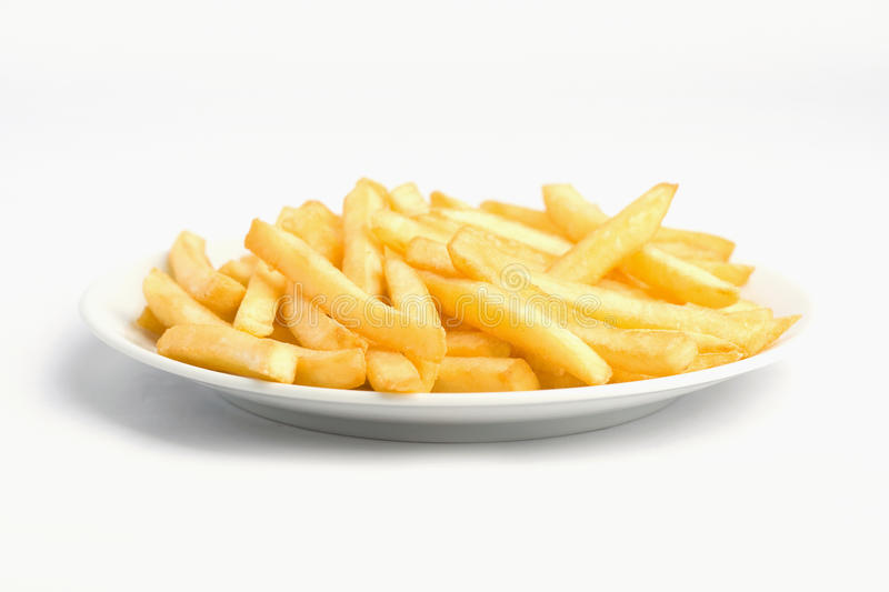 French fries royalty free stock photo