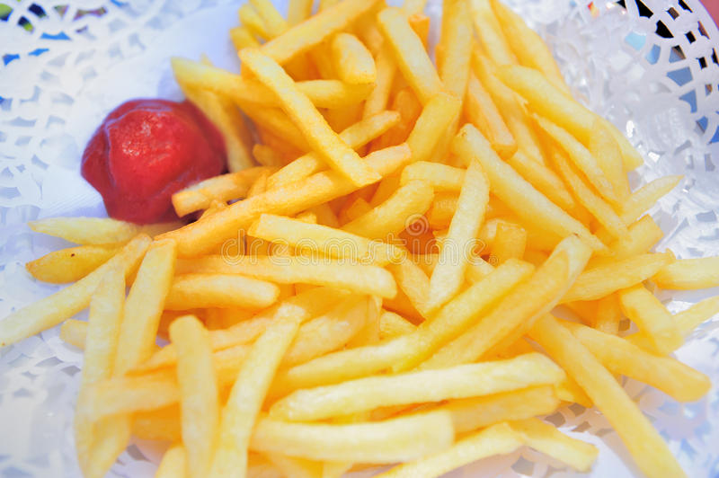 Download French Fries Stock Photography - Image: 15507672