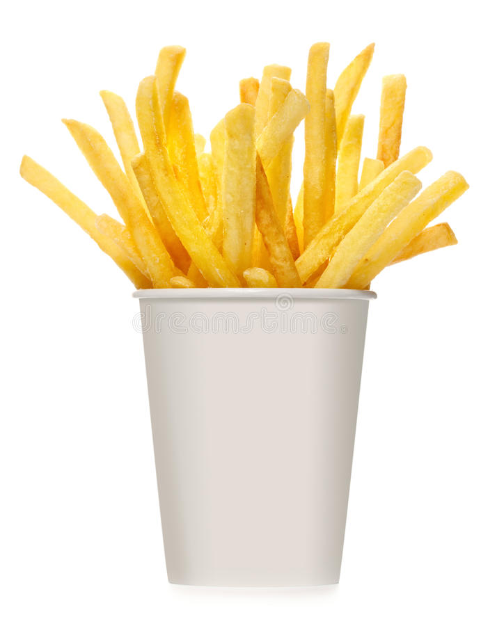 Free French Fries Royalty Free Stock Photos - 19001058