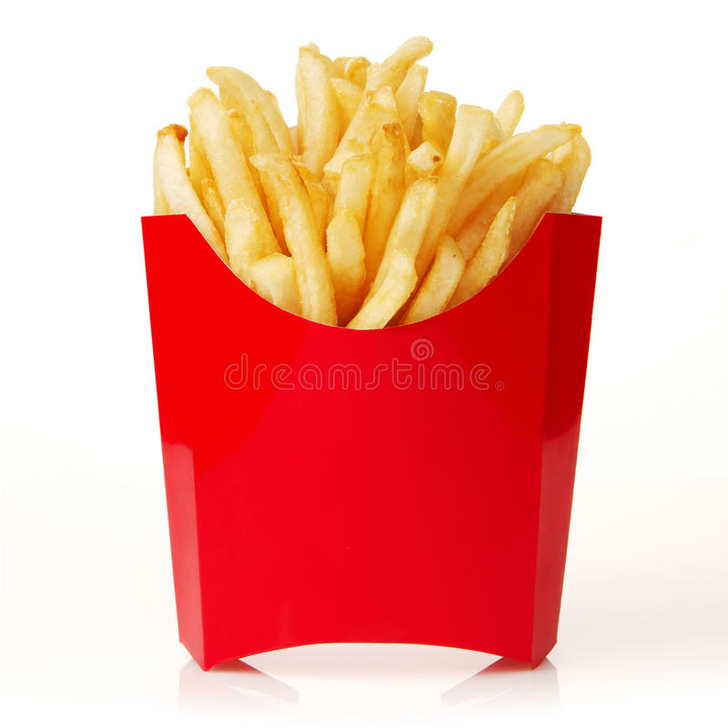 Free French Fries Stock Image - 19676971