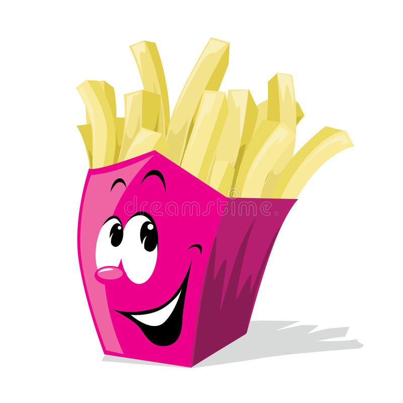 Download French Fries Royalty Free Stock Photos - Image: 21119898