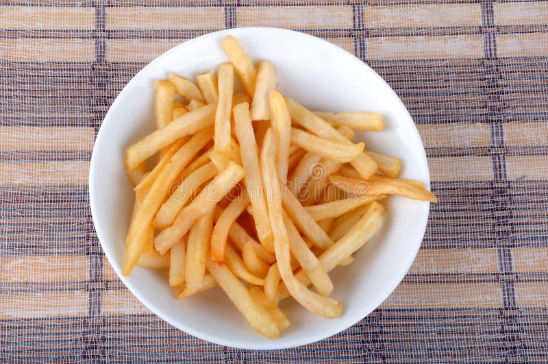 Download French fries stock image. Image of potatoes, fattening - 24556399