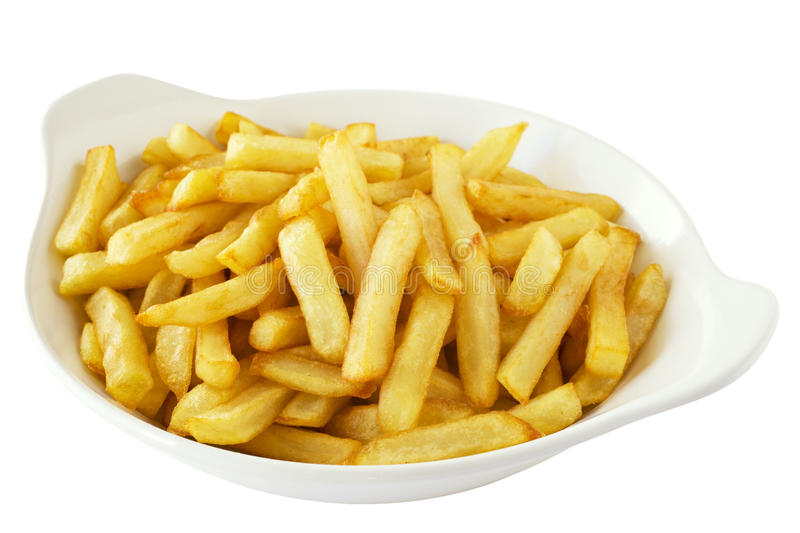 Download French Fries stock photo. Image of food, horizontal, chips - 25125002
