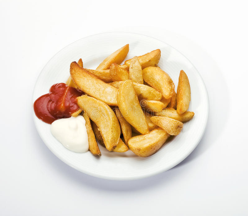 Download French Fries Royalty Free Stock Images - Image: 25802869