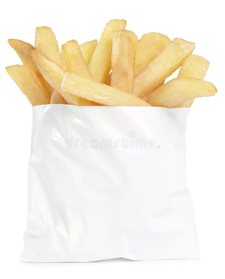 Free French Fries Royalty Free Stock Photo - 3582535