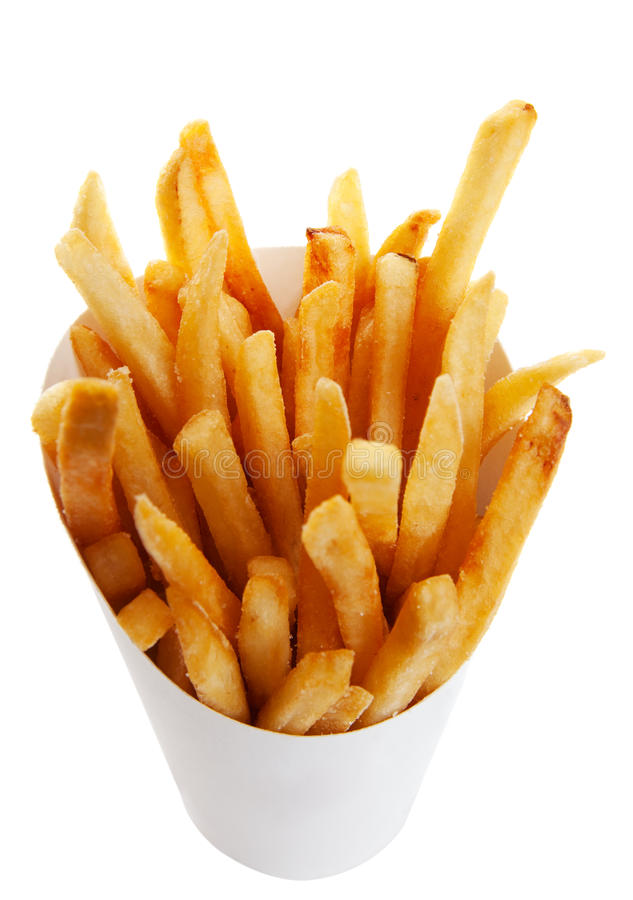 Download French Fries stock photo. Image of unhealthy, snack, food - 9701712