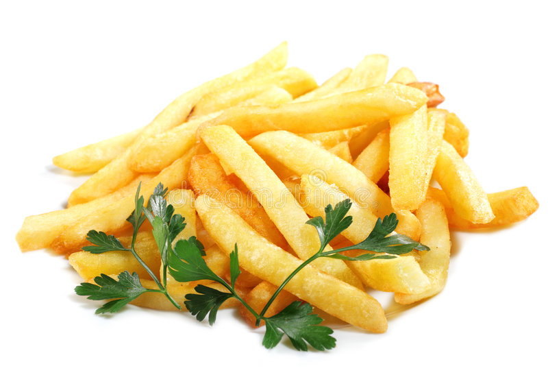 French Fries (Fries) stock photos