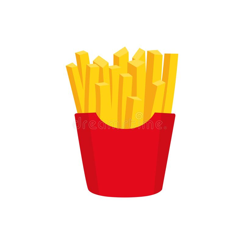 Box Fries Mcdonalds Stock Illustrations 14 Box Fries Mcdonalds