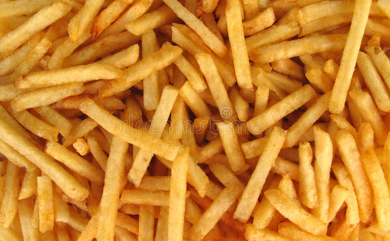Download French fries potatoes stock photo. Image of pomfrit, horizontal - 10396350