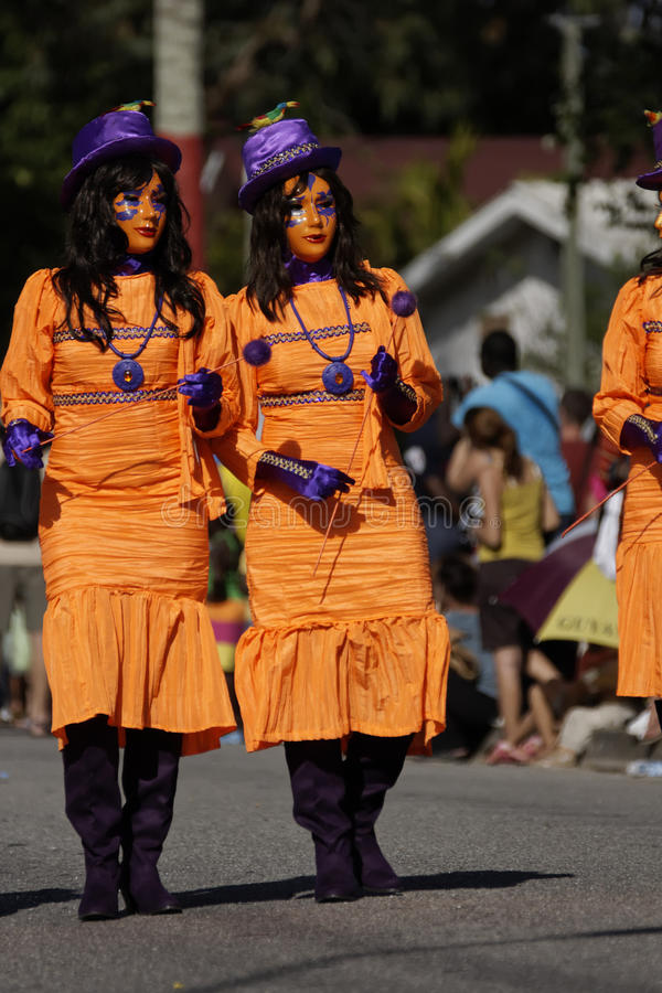 French Guiana s Annual Carnival 2011