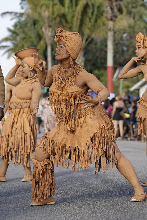 Download French Guiana's Annual Carnival 2011 Editorial Stock Photo - Image: 19280233