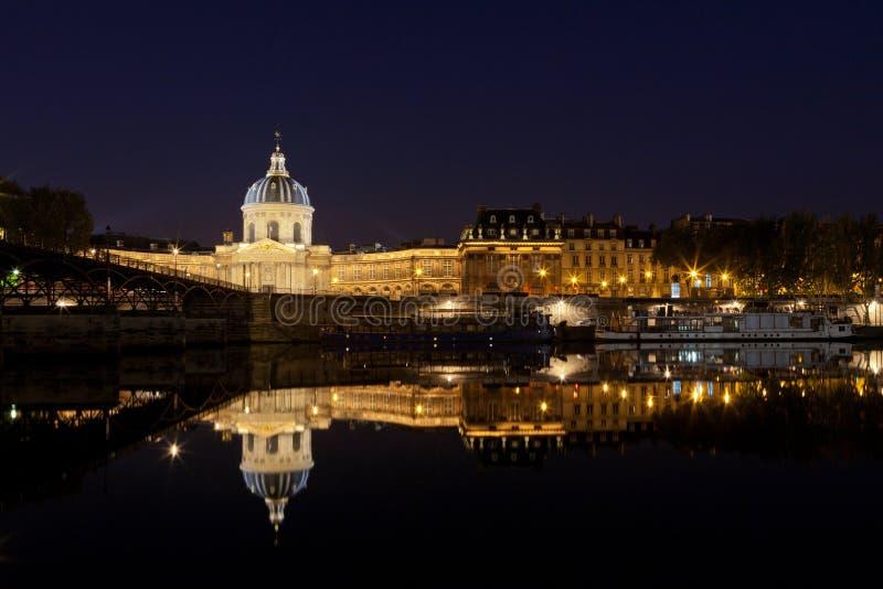 French Institute Of Paris Stock Images