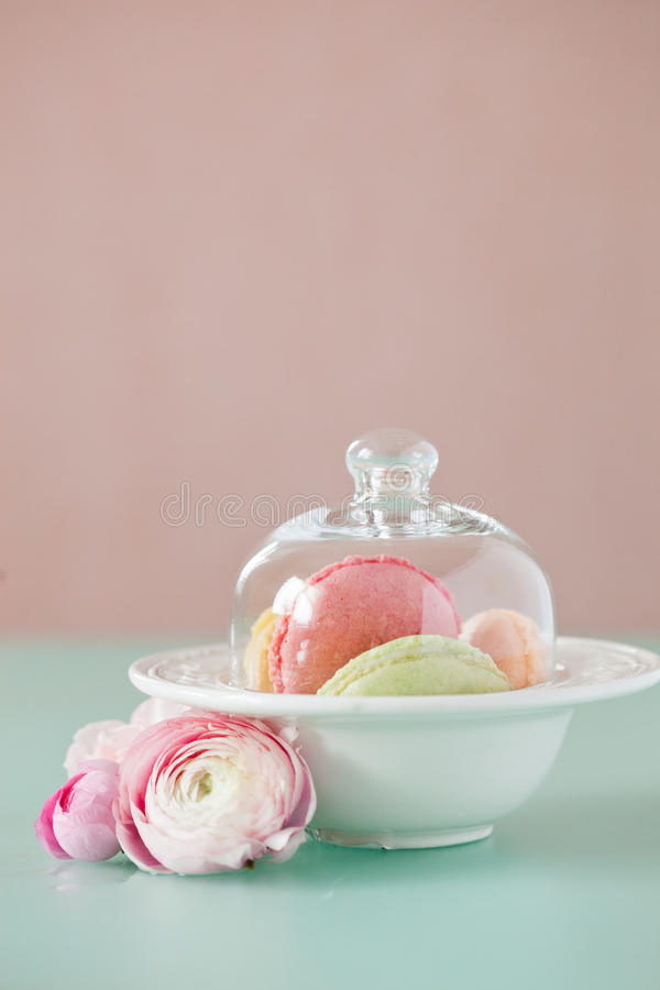 French macaron, the famous pastry