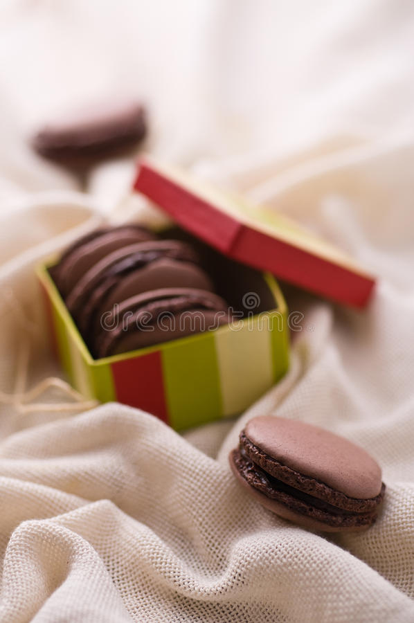 Download French macarons stock image. Image of cook, ingredient - 16968681