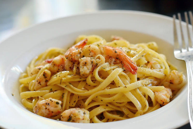 French Pasta stock images