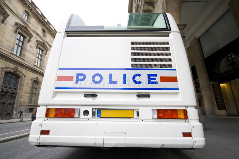 Download French police stock photo. Image of control, automobile - 17821636