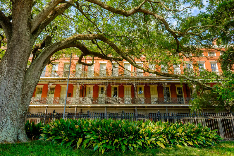 French Quarter royalty free stock images