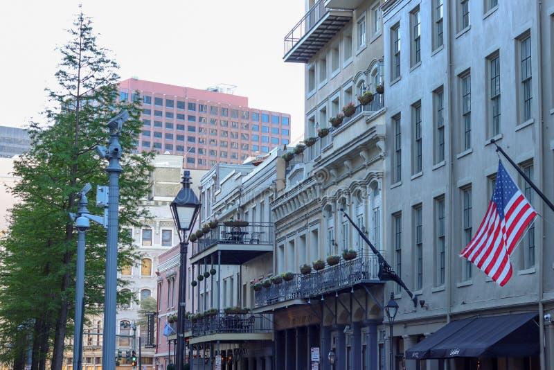 French Quarter stock photo
