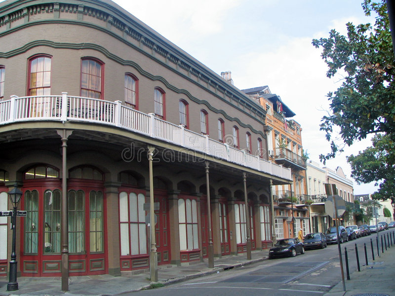 French Quarters (New Orleans) Stock Images