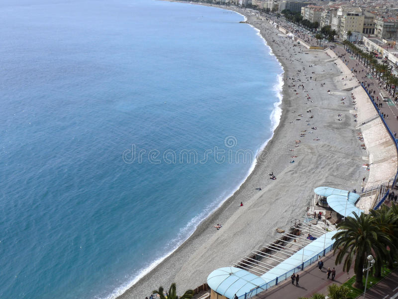 Download French Riviera stock image. Image of overlook, seashore - 16469553