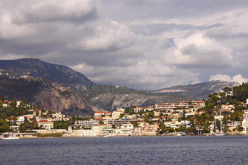 Download French Riviera stock photo. Image of ocean, italy, france - 16578656