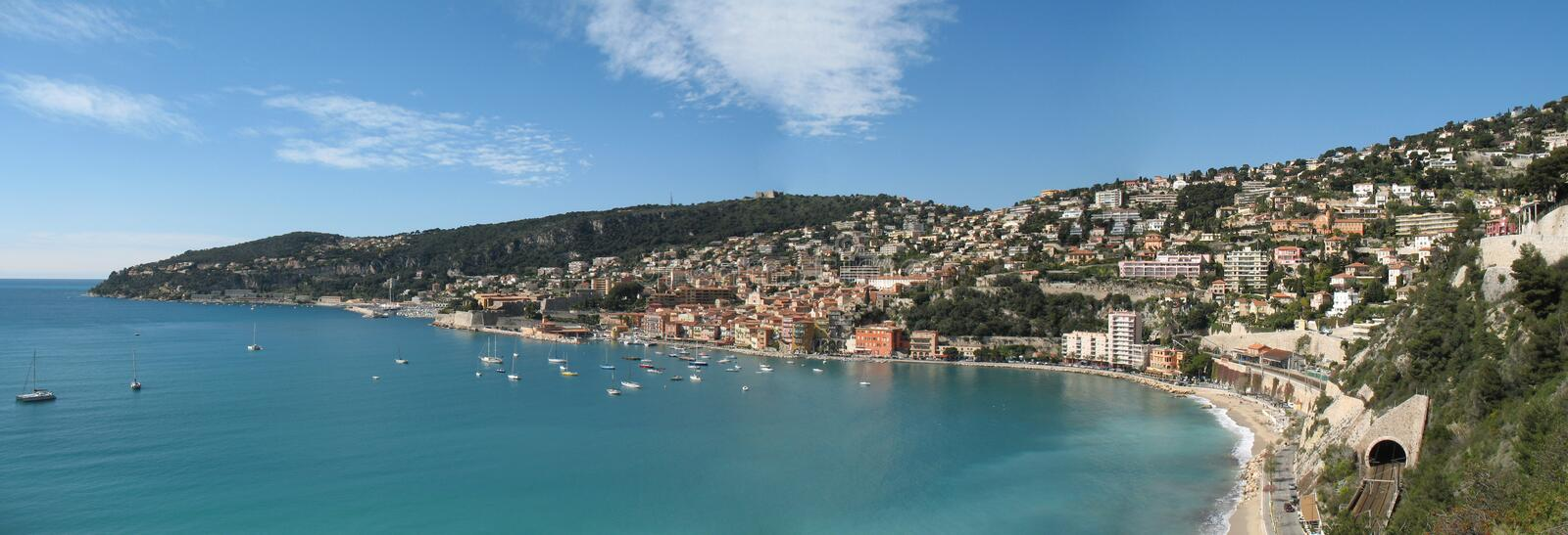 Download French Riviera - Famous Places Stock Image - Image: 4709259
