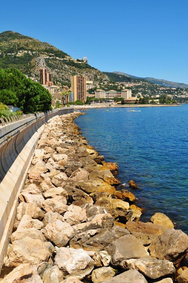 French Riviera royalty free stock photo