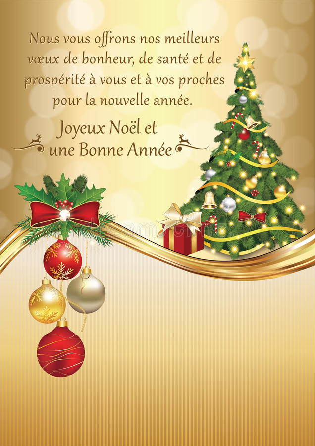 French seasons greetings for new year stock illustration french seasons greetings for new year we offer our best wishes of happiness health and prosperity to you and your loved ones for the new year m4hsunfo