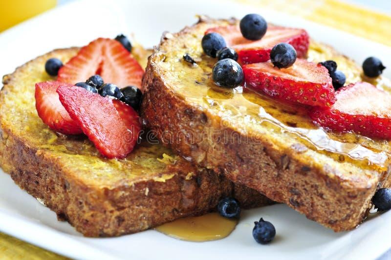 French toast royalty free stock image