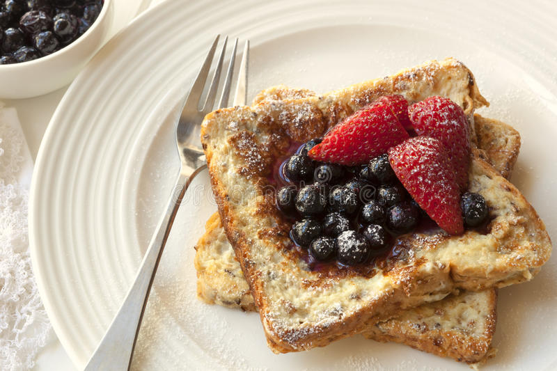 Download French Toast with Berries stock image. Image of fresh - 29267941