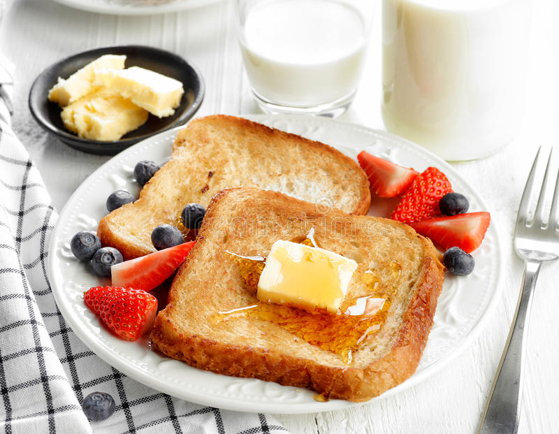 how to make french toast with honey