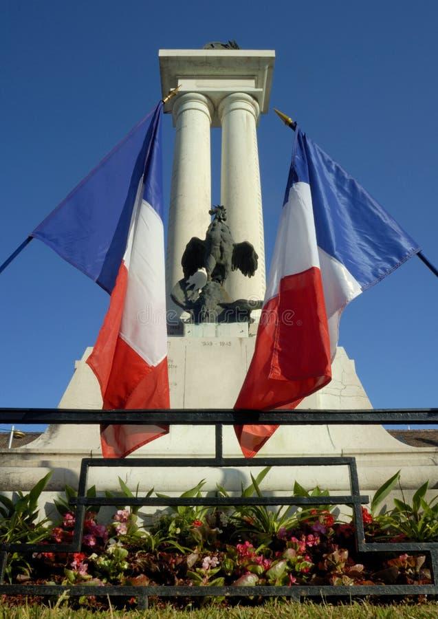 Free French War Memorial Stock Image - 5420041