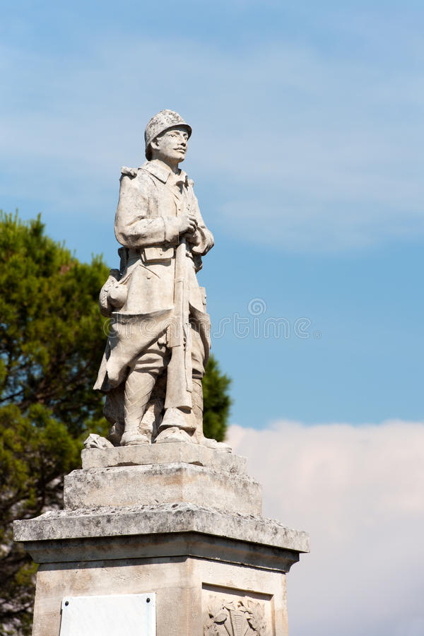 Download French war monument stock photo. Image of france, french - 24352124