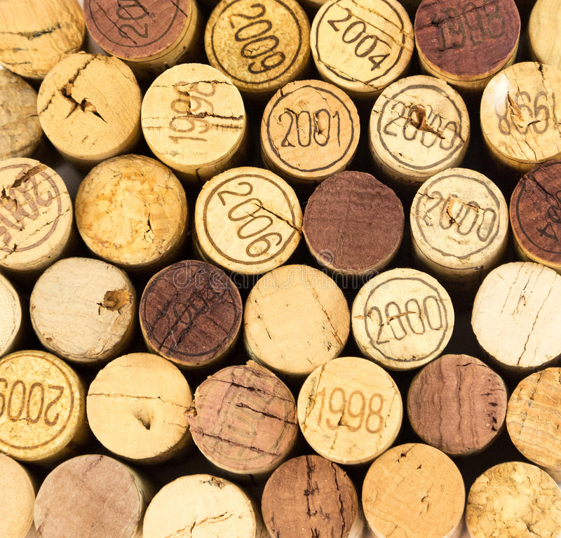 Free French Wine Corks Stock Image - 32818391