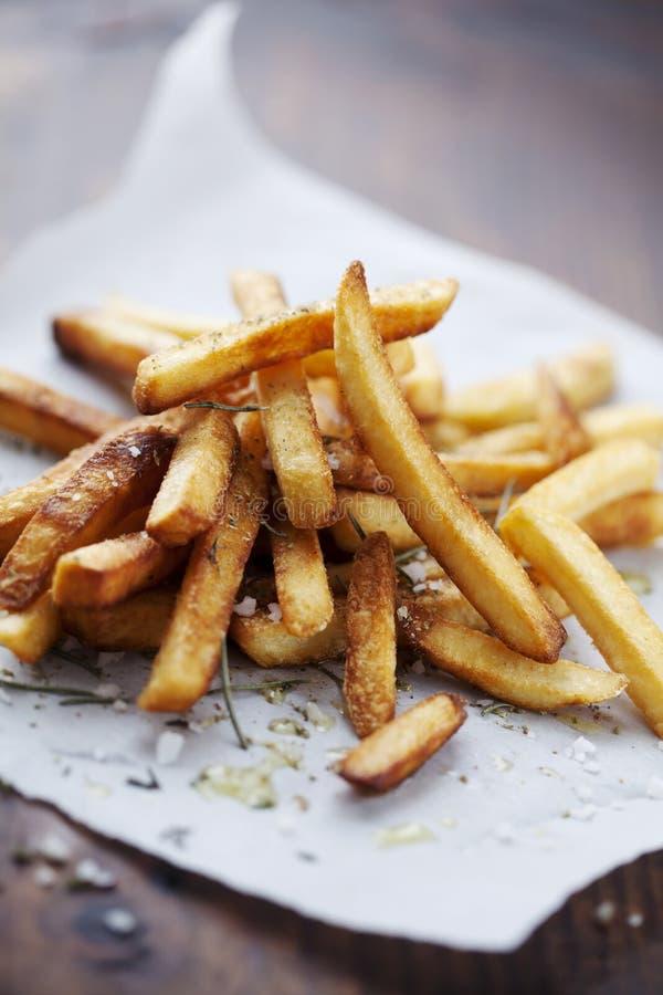 Free Frensh Fries Royalty Free Stock Photo - 35683205