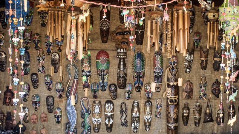 Frente de la tienda etnic en Egipto fotos de archivo