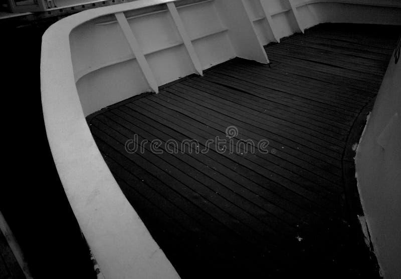 Frente de un barco imagen de archivo libre de regalías