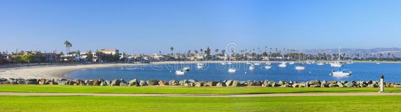 Frente del agua - San Diego imágenes de archivo libres de regalías