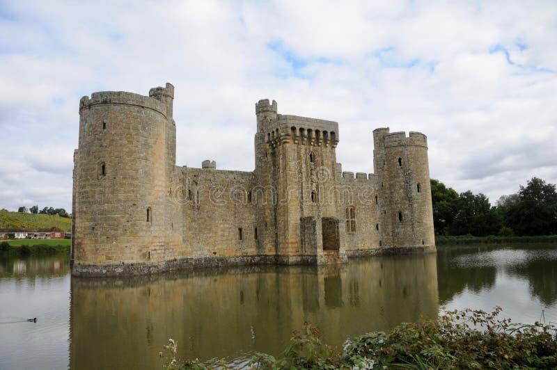 Frente del castillo imagenes de archivo