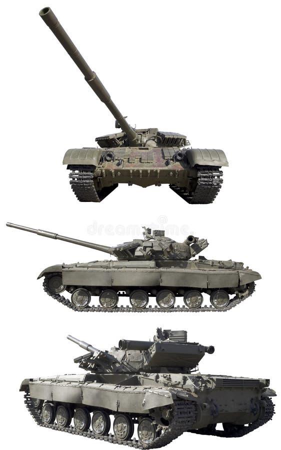 El Tanque Aislado Foto de archivo