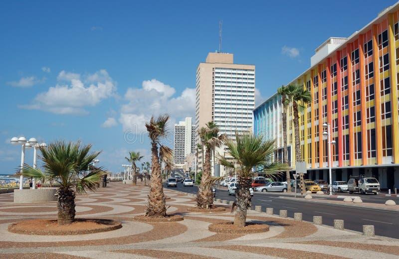 Frente marítima Telefone-Avive imagens de stock royalty free