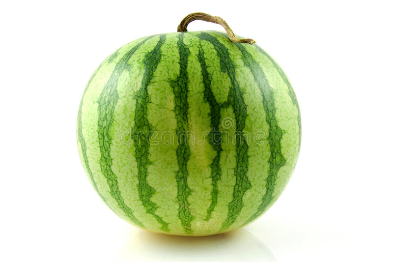 fres zielenieją melon wodę obrazy royalty free
