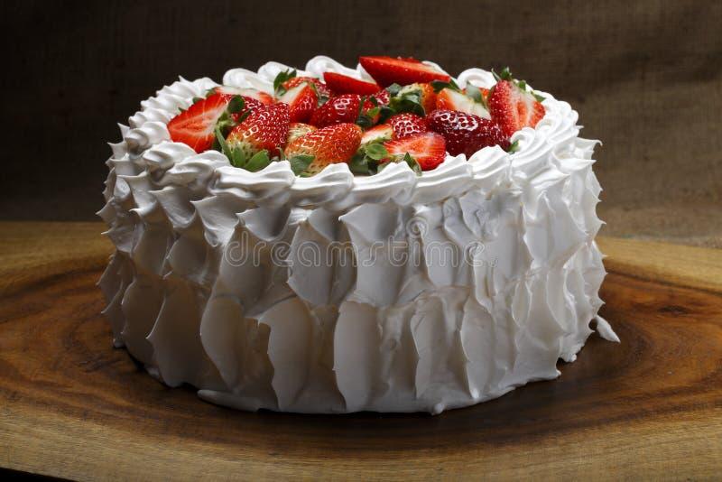 Fresa cake fotos de archivo