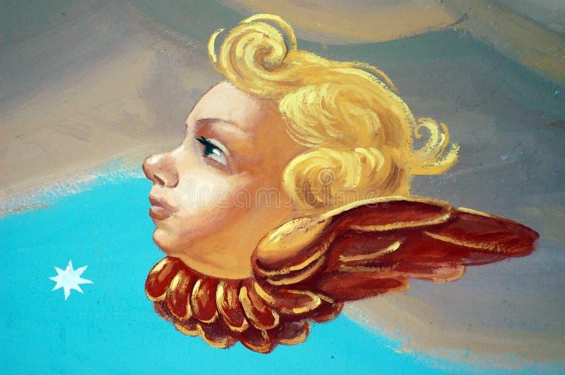 Download Fresco stock photo. Image of angel, christianity, spirit - 10759432