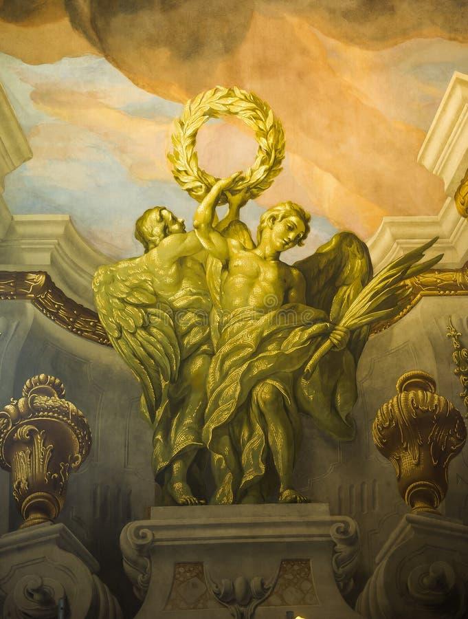 Download Fresco Royalty Free Stock Image - Image: 24548846