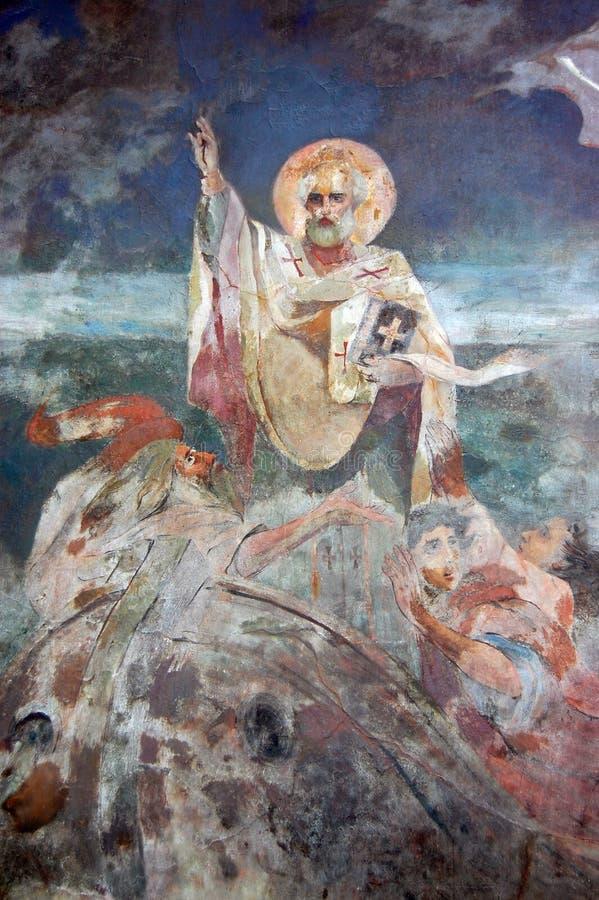 Download Fresco stock photo. Image of europe, christian, orthodoxy - 6862498