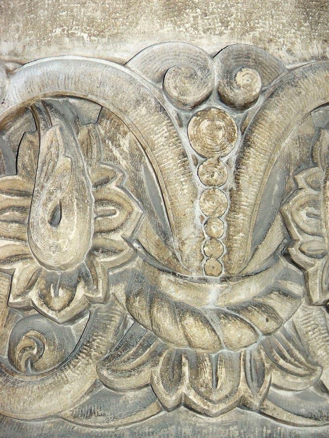 Fresco de la iglesia imagenes de archivo