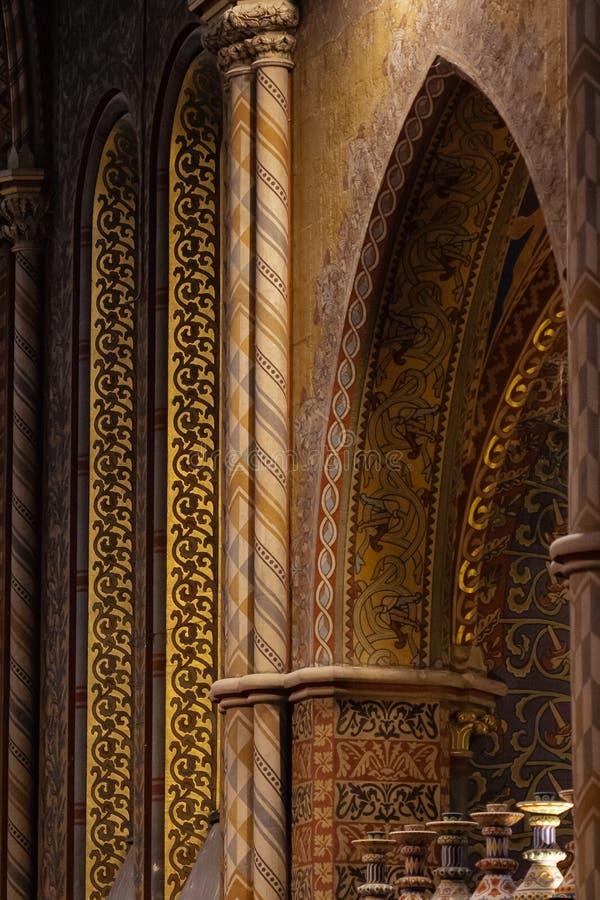 frescoes fotografia de stock royalty free