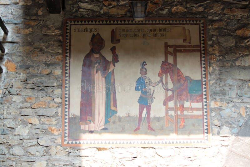 frescoes foto de stock royalty free